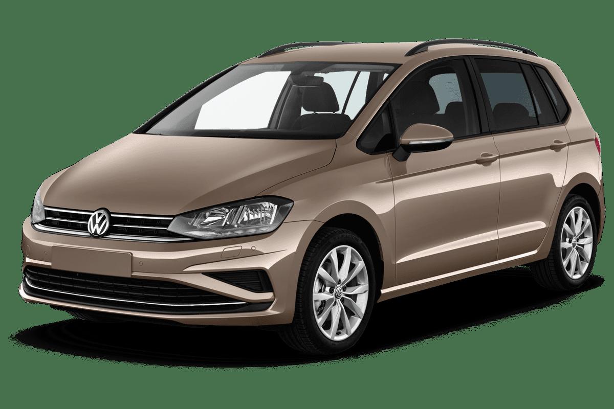 VW Golf Sportsvan All-in-One-Paket