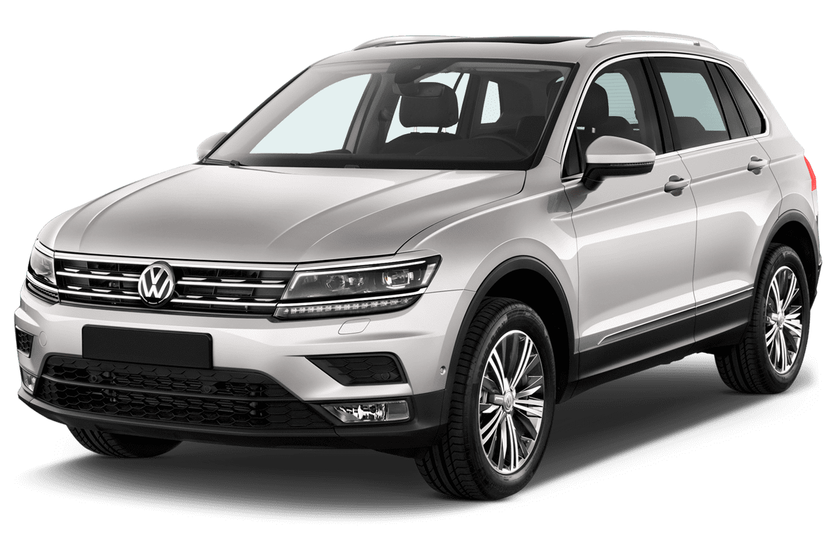VW Tiguan IQ.DRIVE