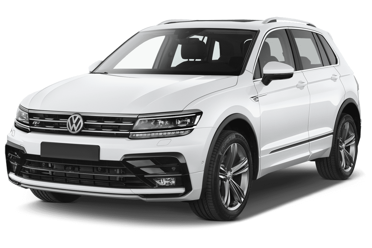 VW Tiguan UNITED