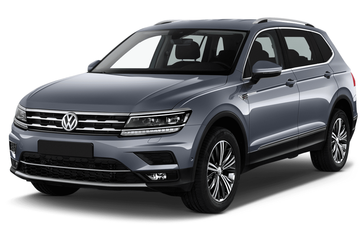 VW Tiguan Allspace (neues Modell)