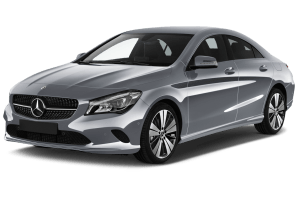 Mercedes CLA Plug-in-Hybrid