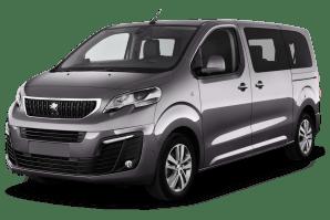 Peugeot e-Traveller (neues Modell)