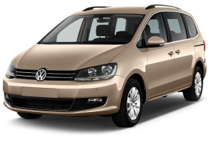 VW Sharan Black Style