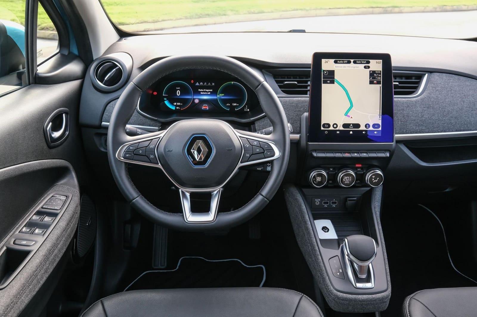 Renault_Zoe_Innenraum