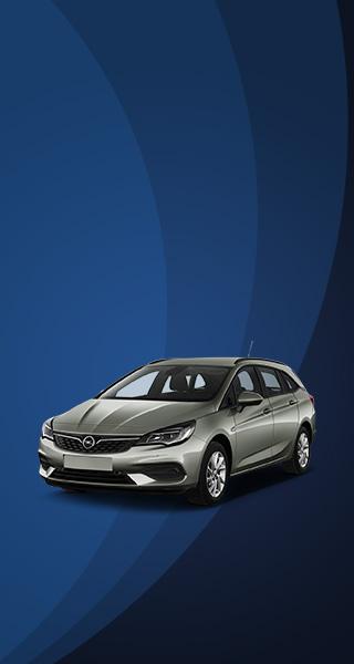 Opel Astra Sports Tourer, Elegance 1.2, 145PS, Benziner