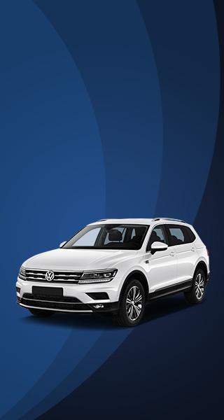 VW Tiguan Allspace, Highline R-Line 2.0 TDI DSG, 200PS, Automatik, Diesel