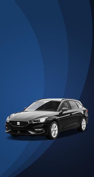 SEAT Leon ST FR 1.5 ETSI, 150PS, Automatik, Benziner