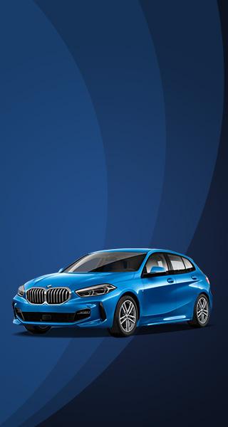 BMW 1er M-Sport, 120i, 178PS, Automatik, Benziner