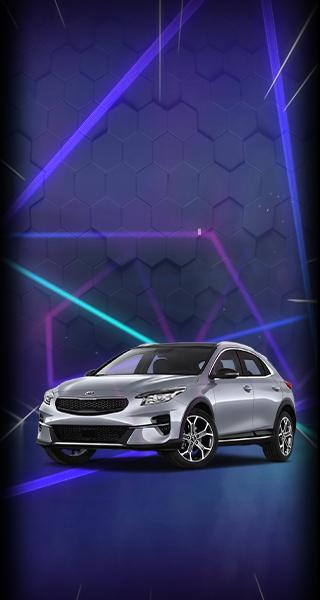 Kia XCeed Xdition, 1.4 T-GDI DCT, 140PS, Automatik, Benziner