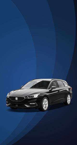 SEAT Leon ST FR, 1.5 eTSI DSG, 150 PS, 7-Gang Frontantrieb, Automatik, Benzin