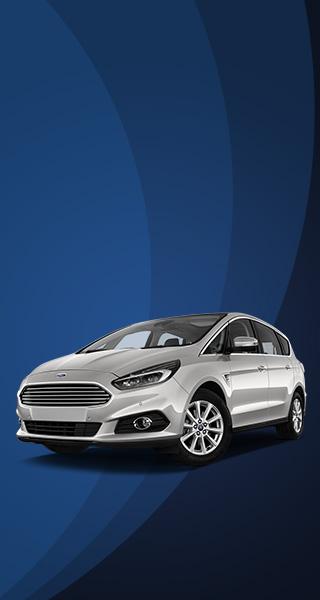 Ford S-Max ST Line, 2.0 TDI, 150 PS, Frontantrieb, Diesel