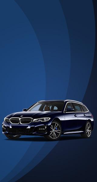BMW 3er Touring M Sport, 330i, 258 PS, Automatik-Getriebe, Benziner