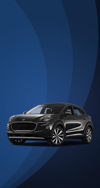 Ford Puma Titanium, 1.0 Hybrid EcoBoost 125 PS, Frontantrieb, Benzin