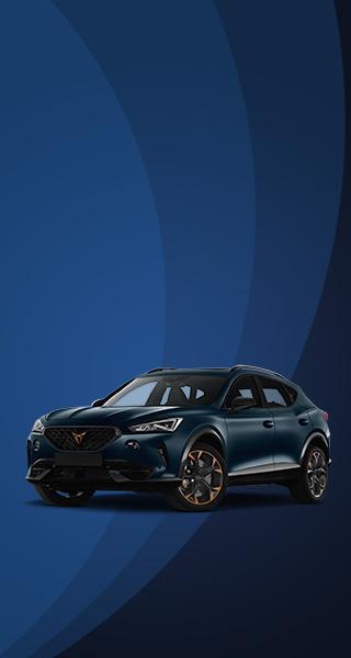 Cupra Formentor, 2.0 TSI DSG 4Drive, Automatik, 310 PS, Allrad-Antrieb, Benziner