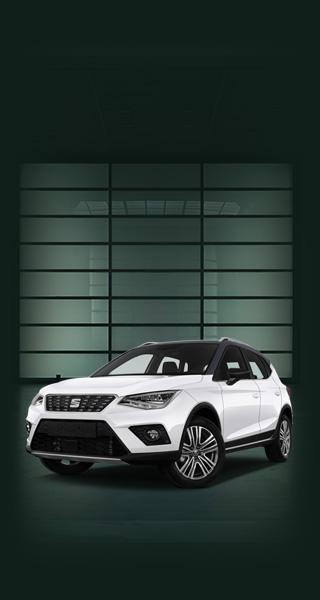 SEAT Arona FR, 1.5 TSI, 110PS, Benzin, Manuell