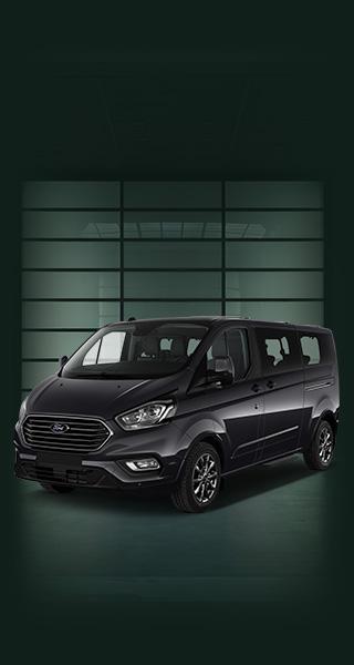 Ford Tourneo Custom, 320 L1H1 2,0 EcoBlue Titanium, 130 PS, Manuell, Diesel