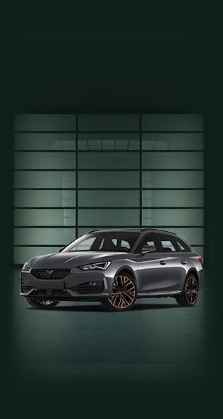 Cupra Leon ST, 2.0 TSI 4Drive DSG, 310PS, Benzin, Automatik